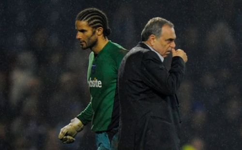 David James and Avram Grant may be managers at opposition clubs, but they have an uncanny connection.