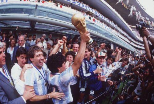 WORLD CUP FINAL 1986
