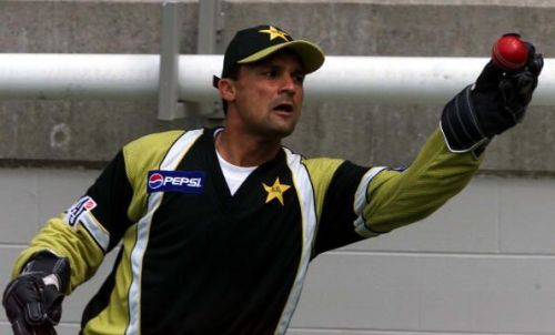 Moin Khan was a dependable keeper for Pakistan.