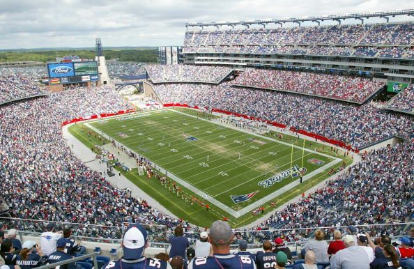 406759a576f Gillette Stadium | Home Stadium of NFL's New England Patriots ...