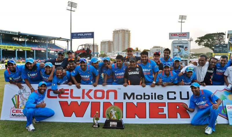 India overcame the odds to win a thrilling final.