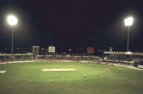 Sharjah Cricket ground