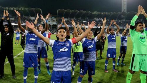 Chhetri's hat-trick helped BFC reach the ISL final in their debut season