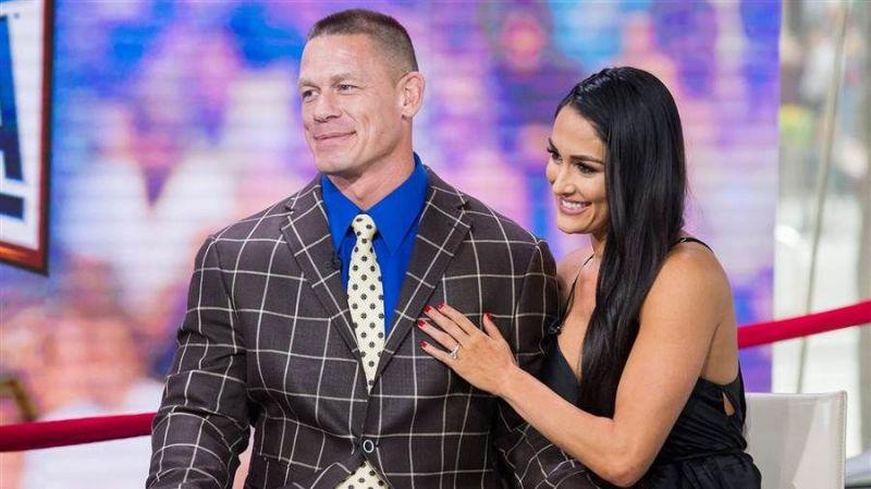 Nikki Bella And John Cena Wedding.Wwe News Update On John Cena And Nikki Bella S Wedding