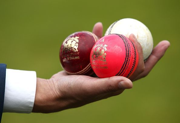 Cricket Ball History Color Structure Dimension And
