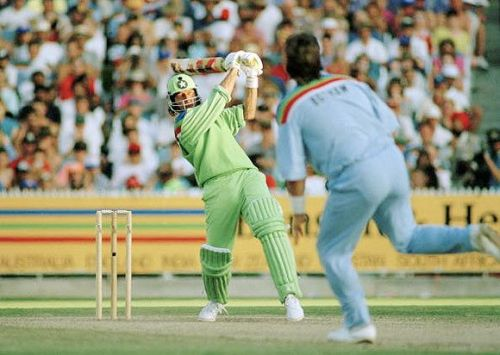 Imran Khan scored a crucial 72 with the bat after promoting himself up at No.3