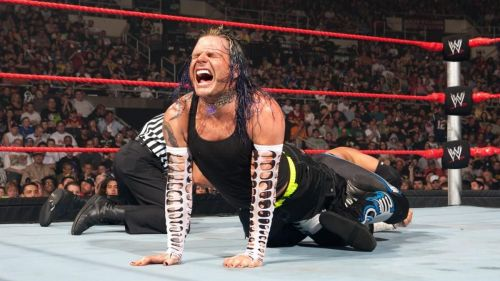 Jeff Hardy was recently arrested for a DWI