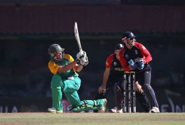 England v South Africa: Group B - 2011 ICC World Cup