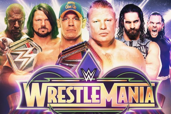 WWE Announces WrestleMania Week Programming on USA Network