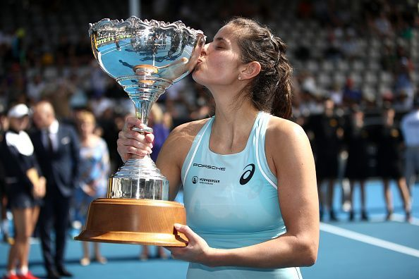 2017 ASB Classic Women's - Day 7