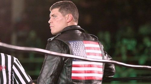 Cody Rhodes claims that he is the hero in this story between him and Kenny Omega