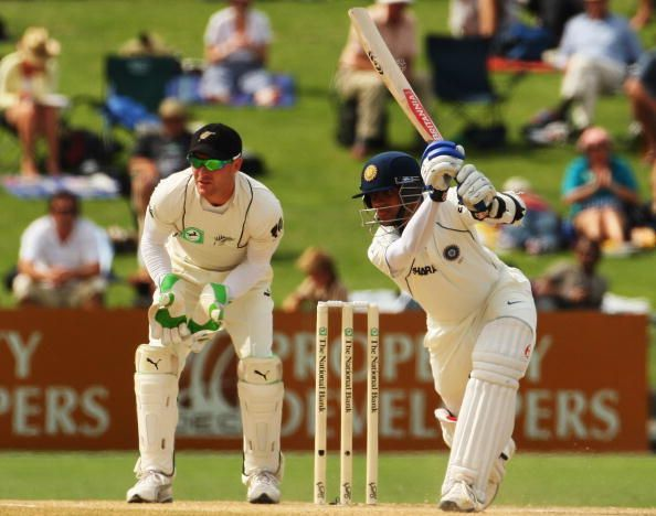Second Test - New Zealand v India: Day 3