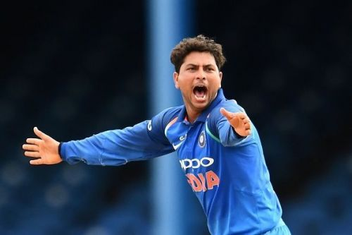 Kuldeep Yadav's rise in ODI Cricket has been meteoric