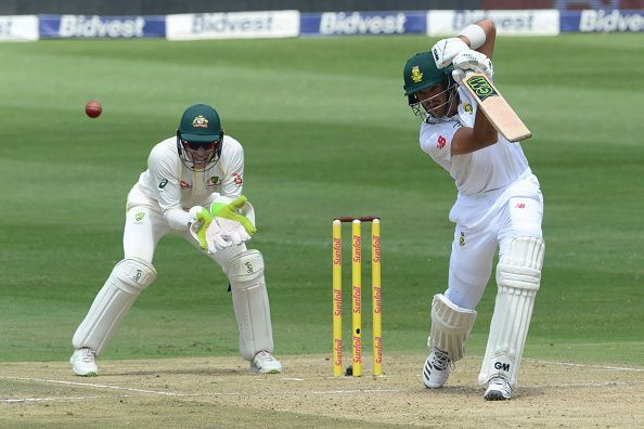 South Africa v Australia - 4th Test: Day 1