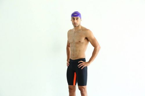 Virdhawal Khade, India's youngest Olympic swimmer