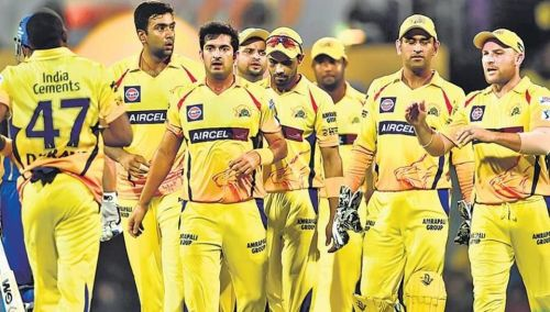 The Chennai Super Kings will be looking to pick up from where they left off