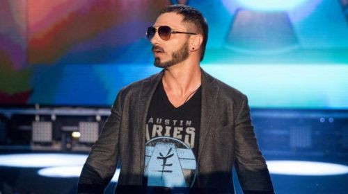 Austin Aries is the current Impact World Champion