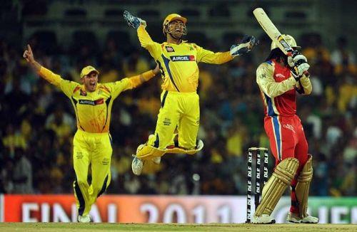 2011 IPL final