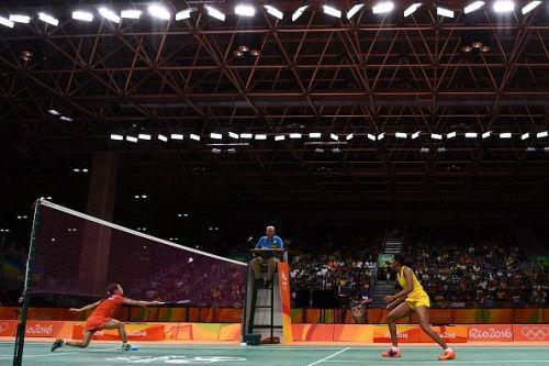Badminton - Olympics: Day 13