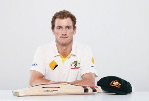 Australian Test Player Portrait Session