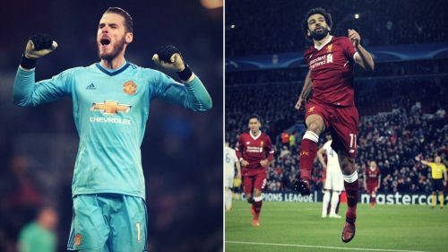 De gea and Salah are probably the most important players for either team