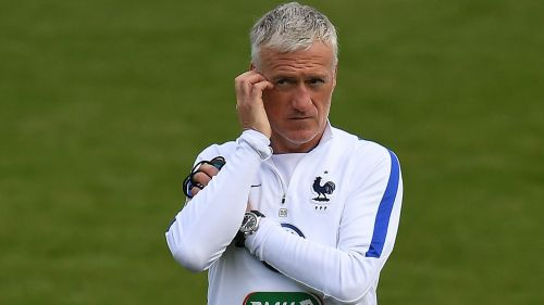 Manager Deschamps will be eager to avoid the mistakes of Euro 2016