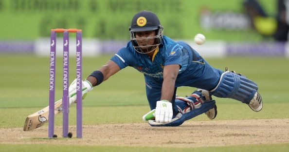 England v Sri Lanka - 5th ODI: Royal London One-Day Series