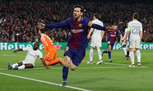 Messi weaves his magic, yet again.