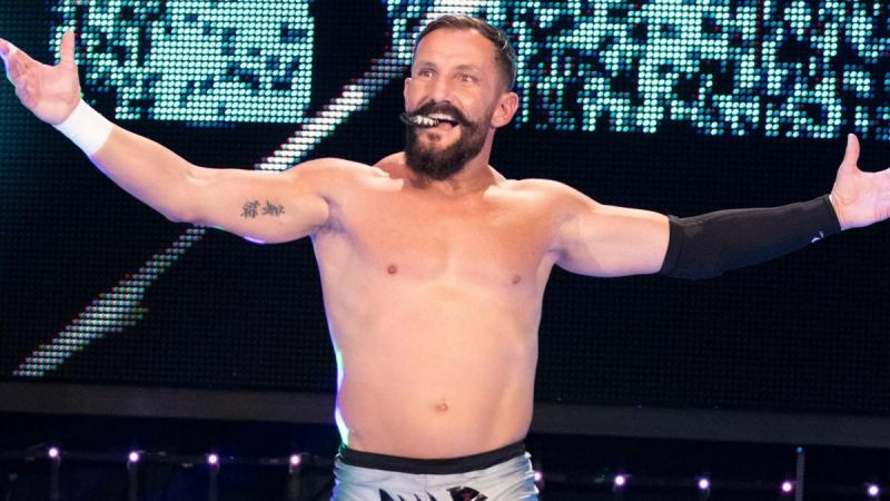 Bobby Fish is one third of The Undisputed Era