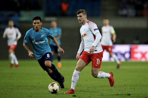 Timo Werner will be one of the key to Leipzig's hopes