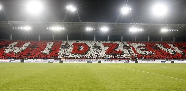 The LSK Stadion where Liverpool were taken apart by Widzew Lodz