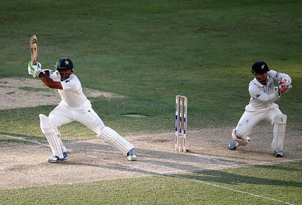 Pakistan v New Zealand - 2nd Test Day Two