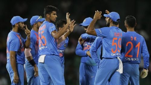 Indian team has done exceedingly well after suffering a loss in their first match of the tournament against Srilanka