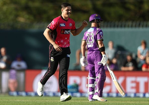 BBL - Hurricanes v Sixers