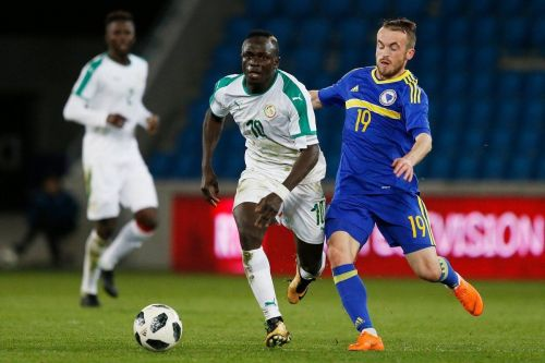 Sadio Mane will be Senegal's main man at Russia