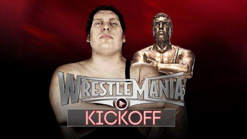 Andre the Giant Memorial Battle Ryoal WrestleMania 34