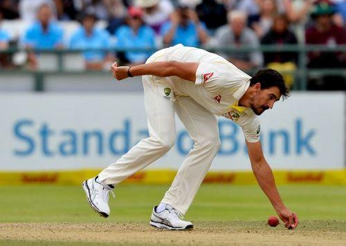 South Africa v Australia - 3rd Test: Day 3