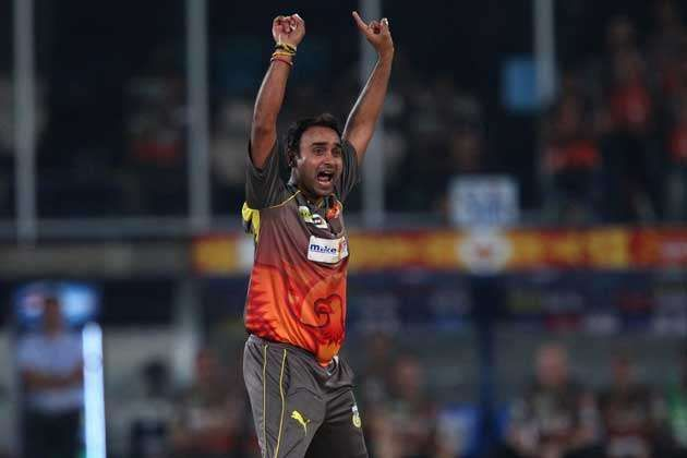 Mishra has 3 ducks for the SRH outfit.