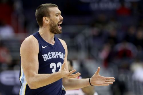 Marc Gasol has not been relevant this season and its not his fault.
