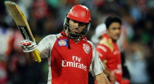 Yuvraj will return in Kings XI Punjab
