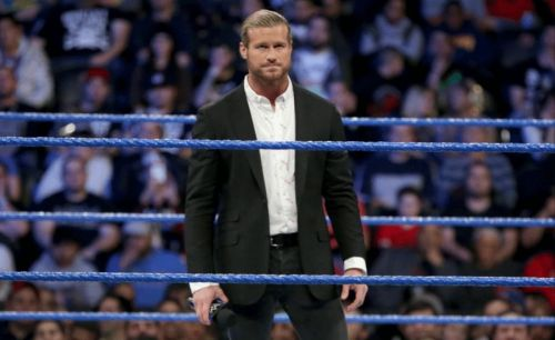 Dolph Ziggler asked WWE to give him time off