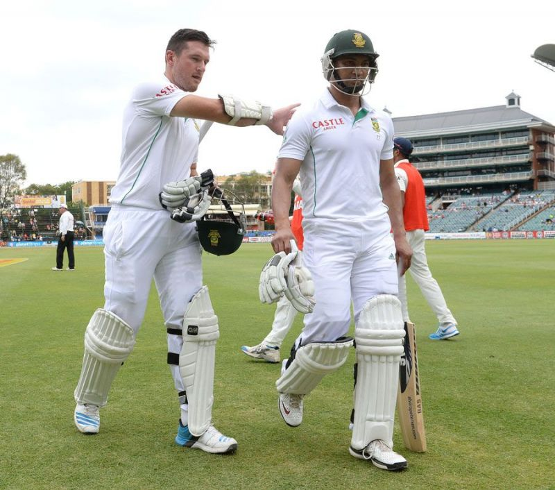 Image result for Graeme Smith and Alviro Petersen