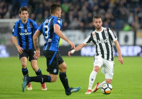 Pjanic is susoended for the Real Madrid clash