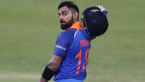 A classical display of batting en route a century is just another day at office for Kohli