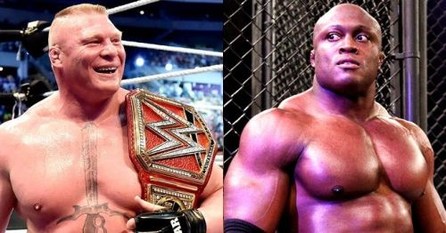 Could Lashley interfere in the WrestleMania 34 main event?