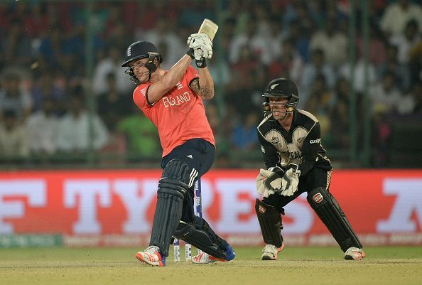 ICC World Twenty20 India 2016: Semi-Final: England v New Zealand