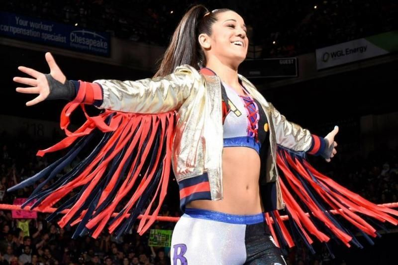 Bayley is a former Raw Women's Champion