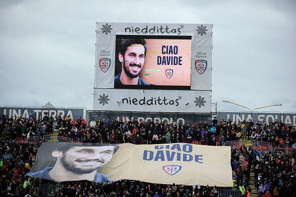 Cagliari Calcio v SS Lazio - Serie A