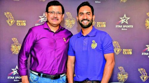 Dinesh Karthik was recently appointed as the captain of KKR ahead of the 11th edition of IPL