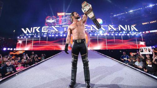 The first WrestleM